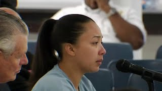 Cyntoia Brown Must Serve Five Decades Before She's Eligible For Release | NBC Nightly News - NBCNEWS