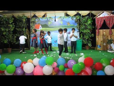 مسرحية لأطفال روضة المستقبل