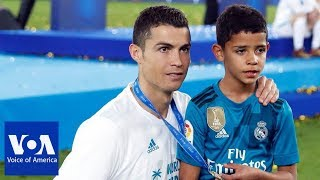 FAMOUS FOOTBALL⚽ PLAYERS AND THEIR CHILDREN - VOAVIDEO