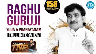 Frankly With TNR #158 - Exclusive Interview    Talking Movies With iDream - IDREAMMOVIES