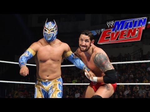 Sin Cara vs. Wade Barrett: WWE Main Event, May 15, 2013