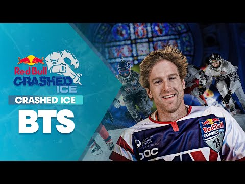 Downhill Ice Cross Racing is Harder Than it Looks   Insiders: Crashed Ice