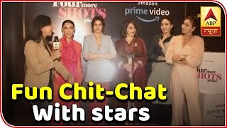 Fun chit-chat with 'Four more shots please!'stars - ABPNEWSTV