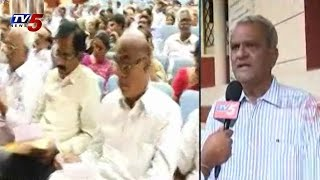 CPI Narayana Face to Face with TV5 News - TV5NEWSCHANNEL