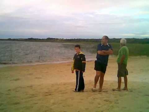 PRAIA DE BACUPARI RS.wmv