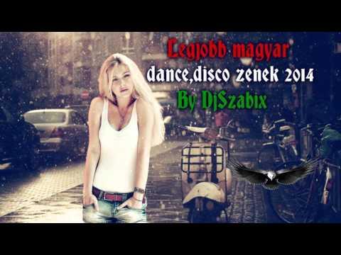 Legjobb Magyar Diszkó Zenék 2014