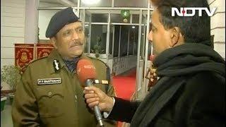 सीआरपीएफ प्रभावी ढंग से देगी जवाब: डीजी - NDTVINDIA