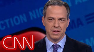 Jake Tapper fact checks Roy Moore spokesman - CNN