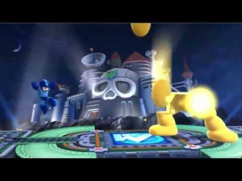 Super Smash Bros for Wii U - Full E3 2013 Trailer with Mega Man