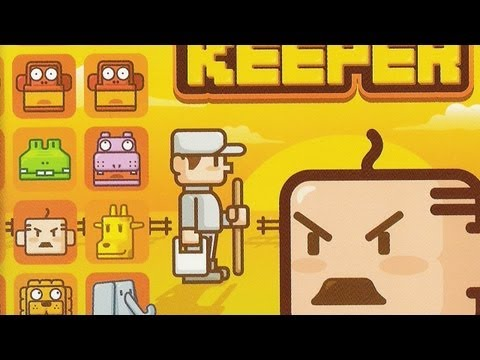 CGR Undertow - ZOO KEEPER review for Nintendo DS