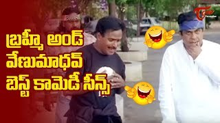 Venu Madhav And Brahmanandam Best Comedy Scenes | Back to Back | NavvulaTV - NAVVULATV