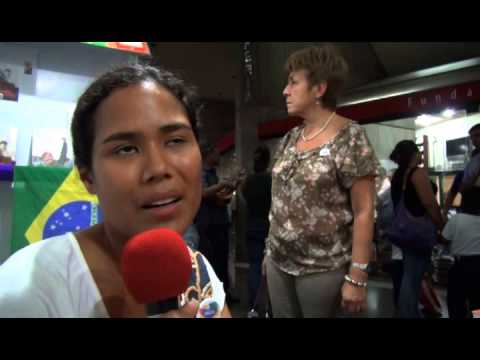 Capítulo 2 da X FILVEN (TV Cidade Livre de Brasília)