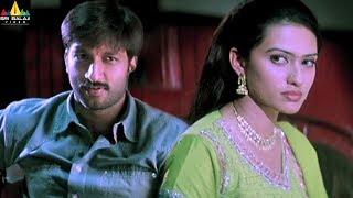 Andhrudu Movie Gopichand Teasing Gowri Pandit & Salim Baig | Telugu Movie Scenes | Sri Balaji Video - SRIBALAJIMOVIES