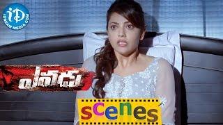 Yevadu Movie Scenes || Ajay Introduction Warning to Chandra Mohan || Shruti Haasan - IDREAMMOVIES