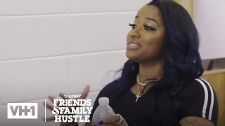 Toya Meets Reginae's boyfriend, Lucci | T.I. & Tiny: Friends & Family Hustle - VH1