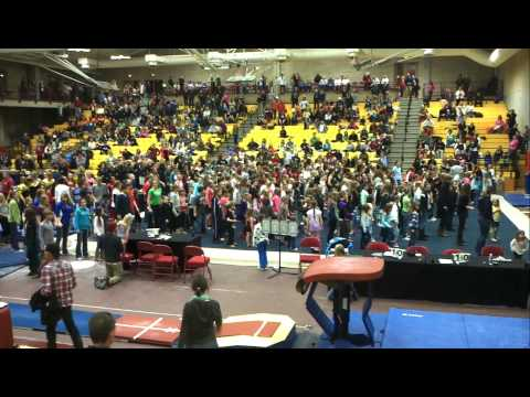 WVU/DU post match dance party.3gp