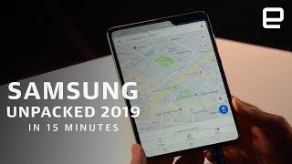 Samsung Galaxy S10 event in under 15 minutes - ENGADGET