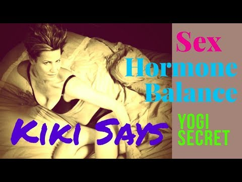 Increase Your #Sex #Drive and Balance #PMS, #Hot Flashes, ED - Tutorial