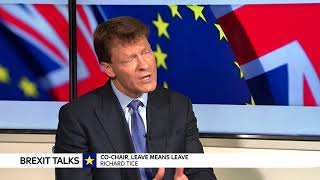 Richard Tice talks Brexit - SKYNEWS