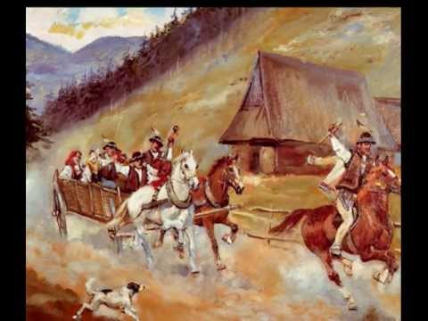 Muzyka góralska Kapela z Poręby Polka Orkanowa Taniec Polska muzyka ludowa Polish folk Gorals