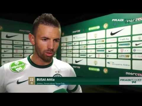 FM   Busai Attila értékeli a Csákvár elleni mérkőzést    2015.03.04.