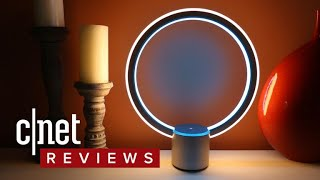 GE's $200 Alexa lamp lights up the smart home - CNETTV