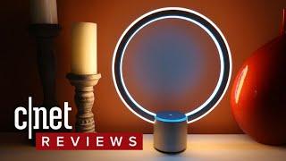 GE's $200 Alexa lamp lights up the smart home - CNETTV