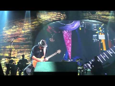 Carlos Santana 2011 Hard Rock Las Vegas