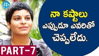 Costume Designer Niharika Reddy Interview - Part #7 || Frankly With TNR - IDREAMMOVIES