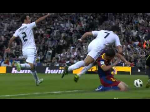 Afellay vs Real Madrid