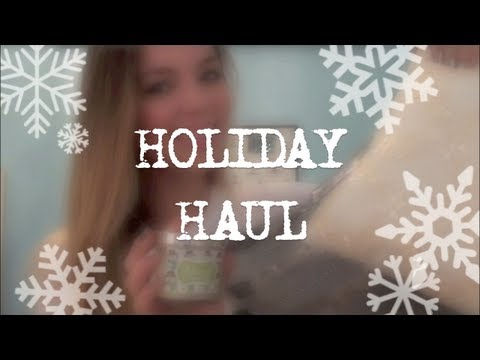 ❄Holiday Haul!❅ (Aerie, Topshop, Target & More)
