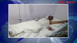 video : स्कूटी सवार 3 बदमाश युवक को चाकू मारकर फरार
