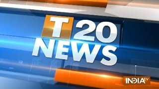 T 20 News | October 1, 2014 - India TV - INDIATV