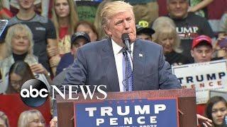 Donald Trump Works to Turn Campaign Around Post-Debates - ABCNEWS