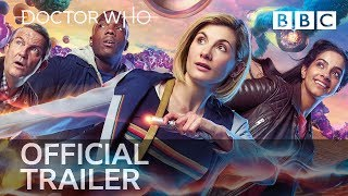 Epic, intergalactic and explosive new Doctor Who trailer drops! - BBC - BBC