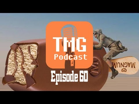 The TMG Podcast Episode 60: Black Friday here? People would die - 11/30/2014