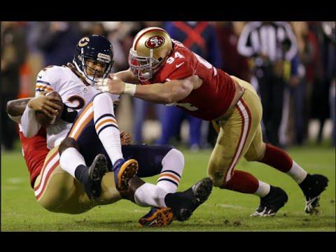 San Fransisco 49ers vs Chicago Bears #49ers #Bears