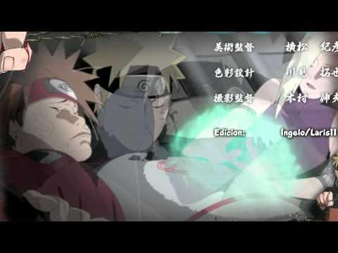 Naruto Shippuden pelicula 5 prision de sangre