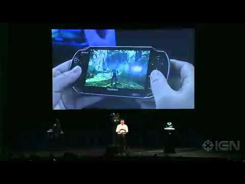 Playstation Meeting 2011: NGP 2