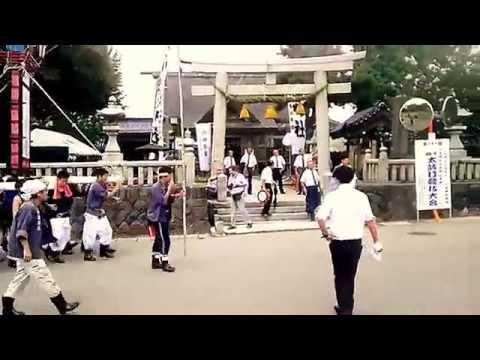 2013年 石川県志賀町高浜町 【小濱神社秋季祭礼】①