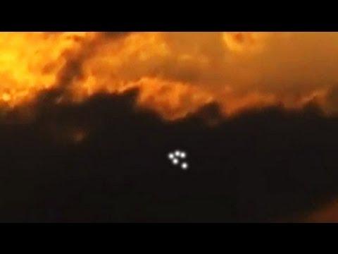 OVNIS REALES HACIENDO PIRUETAS EN EL CIELO (Chiapas 2012)