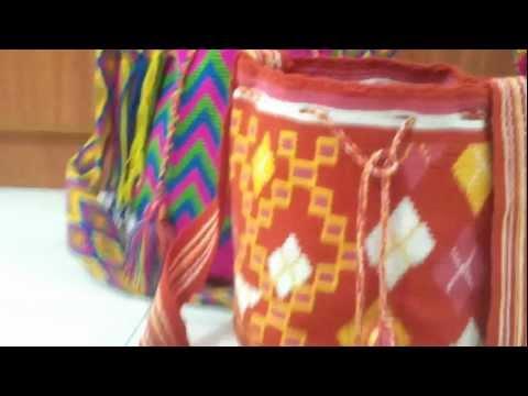 Mochilas Wayuu de la guajira