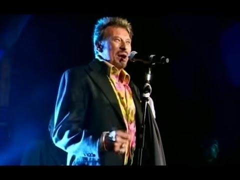 Johnny Hallyday concert privé à Los Angeles