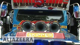 🇵🇭 Modernisation project threatens iconic Philippine 'jeepney' - ALJAZEERAENGLISH