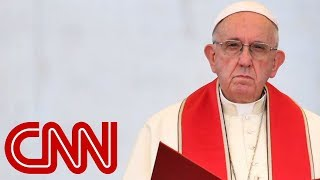 Pope addresses Pennsylvania sex abuse report - CNN