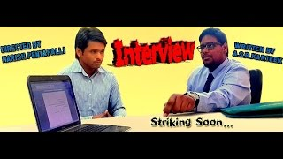 Interview - Can change THE person | Telugu Comedy Short Film with English Subtitles - YOUTUBE