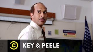 Key & Peele - Substitute Teacher Pt. 2 - COMEDYCENTRAL