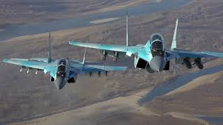 RAW: Advanced MiG-35s tested in conditions close to those in battle - RUSSIATODAY