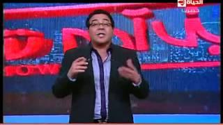 أحمد أدم يهاجم محمود سعد بسبب