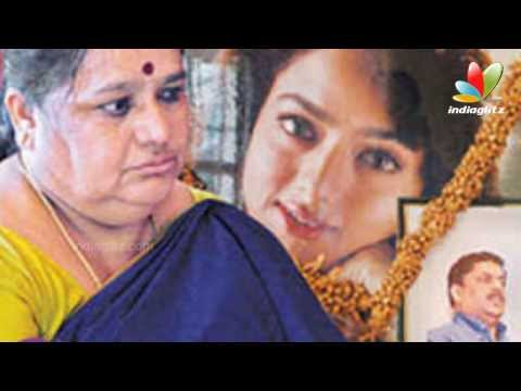 Soundarya's property dispute - Mystery of Will continues | Hot Tamil Cinema News